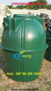Septic tank bio tipe BS-08