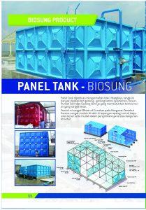 brosur Panel Tank biosung